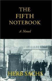 Cover of: The Fifth Notebook