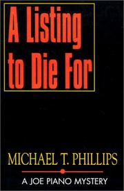 Cover of: A Listing to Die for