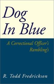 Cover of: Dog in Blue