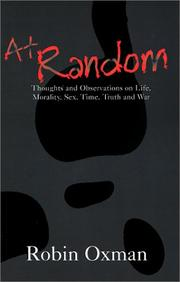 Cover of: At Random