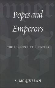 Cover of: Popes and Emperors II