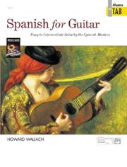 Cover of: Spanish for Guitar