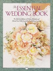 Cover of: Essential Wedding Book (6002) | Jerry Ray