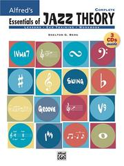 Cover of: Alfred's Essentials Of Jazz Theory Complete Book & 3 CD's (Essentials of Jazz Theory Essentials of Jazz Theory)