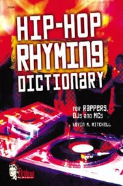 Cover of: Hip-hop rhyming dictionary