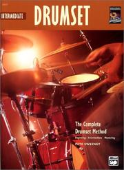 Cover of: Intermediate Drumset (Book & Cd) (Complete Drumset Method)