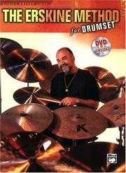 Cover of: The Erskine Method for Drumset | Peter Erskine