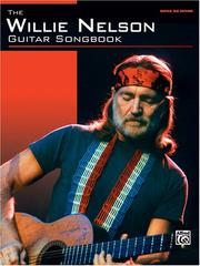 Cover of: Willie Nelson Guitar Songbook