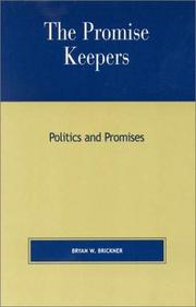 Cover of: The Promise Keepers