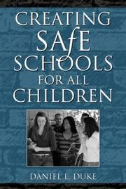 Cover of: Creating Safe Schools for All Children