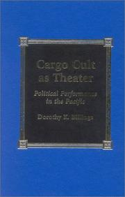 Cover of: Cargo Cult as Theater