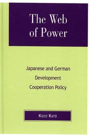 Cover of: The Web of Power
