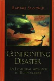 Cover of: Confronting Disaster