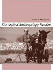 Cover of: The Applied Anthropology Reader