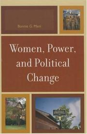 Cover of: Women, Power, and Political Change