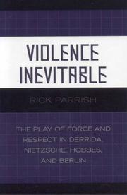 Cover of: Violence Inevitable