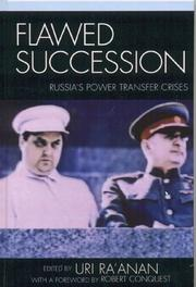 Cover of: Flawed Succession