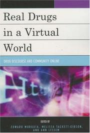 Cover of: Real Drugs in a Virtual World