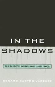 Cover of: In the Shadows