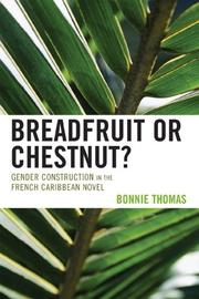 Cover of: Breadfruit or Chestnut?