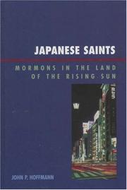 Cover of: Japanese Saints