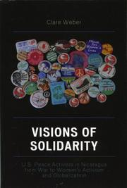 Cover of: Visions of Solidarity