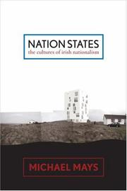 Cover of: Nation States