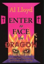 Cover of: Enter to face the dragon