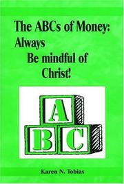 Cover of: The ABCs of Money
