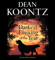 Cover of: The darkest evening of the year