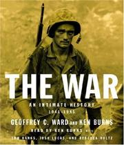 Cover of: The War: An Intimate History, 1941-1945