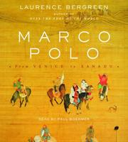 Cover of: Marco Polo | Laurence Bergreen