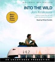 Cover of: Into the Wild
