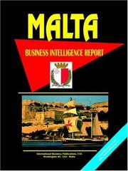 Cover of: Malta Business Intelligence Report |
