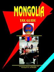 Cover of: Mongolia Tax Guide