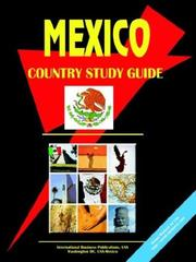 Cover of: Mexico Country | USA International Business Publications