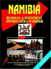Cover of: Namibia Investment & Business Guide
