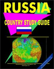 Cover of: Russia Country | USA International Business Publications