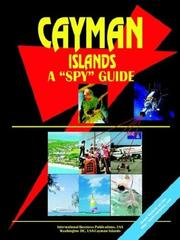 Cover of: Cayman Islands