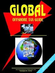 Cover of: Global Offshore Tax Guide