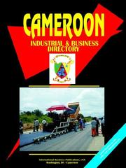 Cover of: Cameroon Industrial And Business Directory