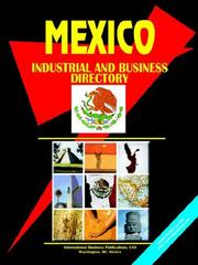 Cover of: Mexico Industrial and Business Directory | USA IBP