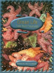 Cover of: Ocean Life | Alice Leonhardt
