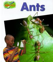 Cover of: Ants (Minipets)