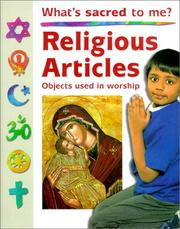Cover of: Religious Articles