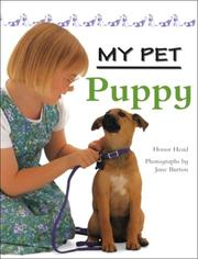 Cover of: Puppy (My Pet) | Honor Head