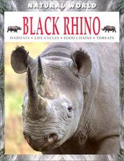 Cover of: Black Rhino