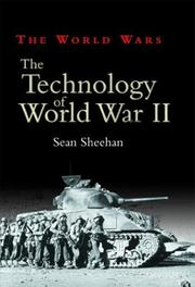 Cover of: The technology of World War II
