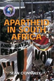 Cover of: Apartheid in South Africa