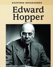 Edward Hopper (Raintree Biographies)